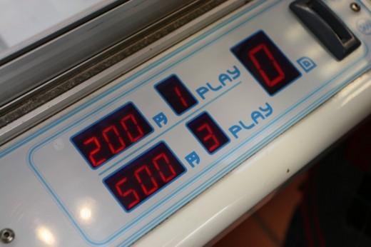 UFO Machines in Taito Game Station in Akihabara