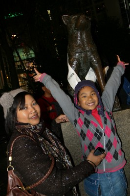 A Date with Hachiko