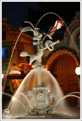 Roger Rabbit's Fountain