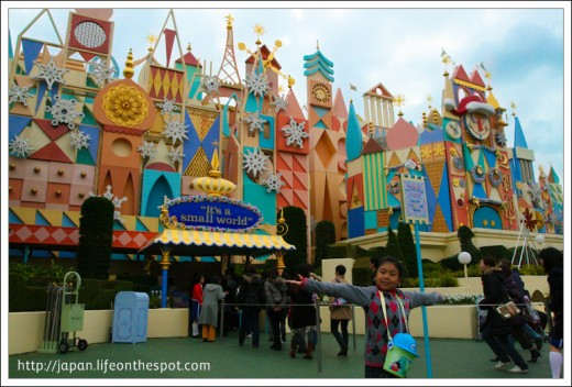 """It's a Small World"" is  humongous"