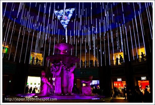 Venus Fort Illumination