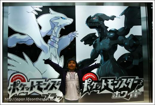 Reshiram and Zekron are the two new Pokemon Legendaries